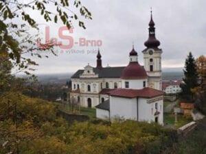 Kostel Sv. Benedikta a kaple Sv. Anny