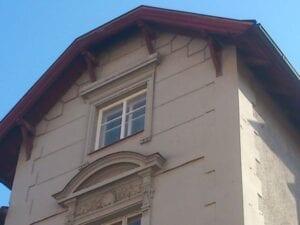 Masarykova čtvrť - síťování